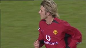 منچستر - یوونتوس در لیگ قهرمانان اروپا 2003-2002