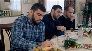 کشتی گیران مسلمان در ماه مبارک رمضان