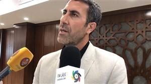 بهنام محمودی: قرار نبود از گزینه ای اسم ببریم