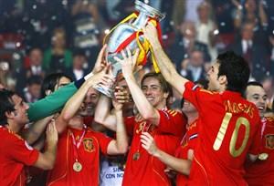 روایت جذاب جواد خیابانی از قهرمانی اسپانیا در یورو 2008