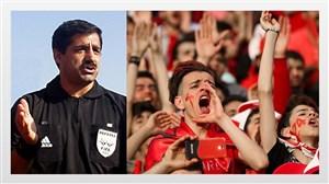 داستان آشتی جلال مرادی با هواداران پرسپولیس که جنجال شد