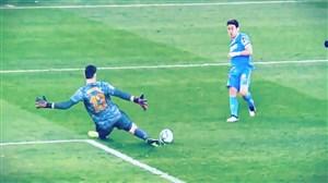 واکنشهای فوقالعاده تیبو کورتوا در رئال مادرید