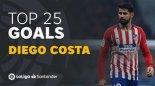 25 گل برتر دیگو کاستا در لالیگا