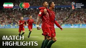 بازی به یاد ماندنی ایران - اسپانیا در جام جهانی 2018