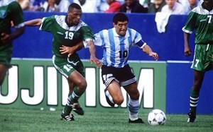 جام جهانی 1994 به روایت تصویر