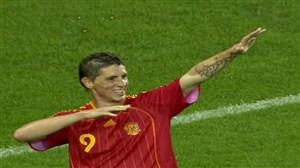 درخشش فرناندو تورس برابر تونس (جام جهانی 2006)