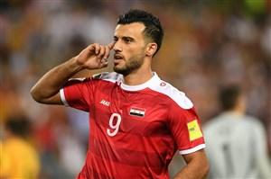 سوما ، جنجالی ترین چهره فوتبال سوریه