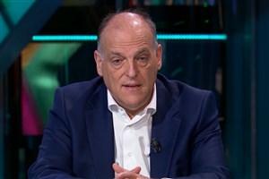 زمان شروع فوتبال در اسپانیا از زبان خاویر تباس رئیس لالیگا