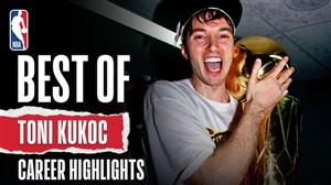 برترین لحظات کوکوچ در لیگ حرفهای بسکتبال NBA
