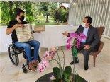 سفیر ایران در برزیل پیگیر سلامتی پادووانی