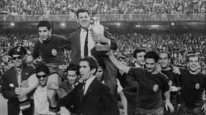 اسپانیا 2 - شوروی 1 ؛ فینال یورو 1964