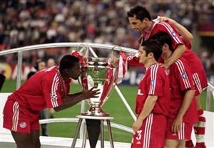 بایرن مونیخ - والنسیا؛ فینال لیگ قهرمانان 2001