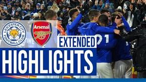 عملکرد درخشان لسترسیتی برابر آرسنال (2019/20)