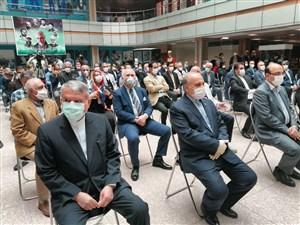 حضور عجیب صالحی امیری در تالار مشاهیر ورزشی ایران