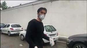 اعتراض شدید حسین حسینی به برگزاری لیگ