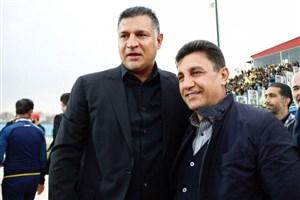 فیروز کریمی : قلعه نویی و دایی را در تیم ملی سوزاندیم
