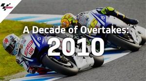 بهترین سبقت های یک دهه اخیر Moto GP