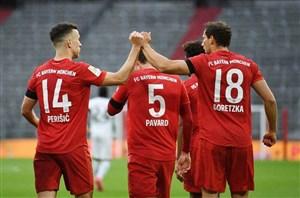 قرعه کشی نیمه نهایی جام حذفی فوتبال آلمان
