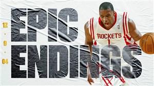 درخشش تریسی مکگریدی در سالیان دور NBA