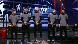 اجرای قدرتی و نمایشی گروهضربان در برنامه عصر جدید