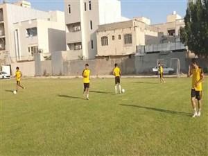 تمرینات آمادهسازی تیمهای شهرخودرو و شاهینبوشهر