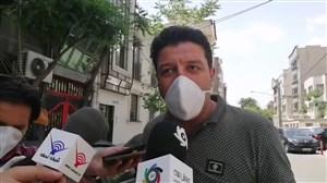 حلالی:قدرت مقابله با پرسپولیس را ندارند،کرونا بهانه است
