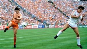 هلند - شوروی ؛ فینال یورو 1988