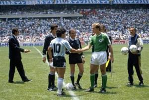 آرژانتین 3 - آلمان غربی 2 ؛ فینال جام جهانی 1986