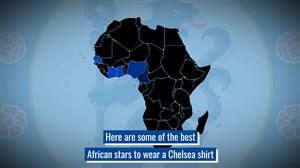 برترین بازیکنان آفریقایی تیم چلسی