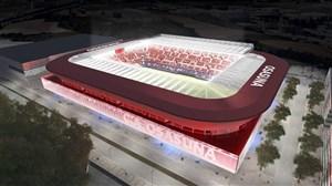 پروژه بزرگ باشگاه لالیگایی برای استادیوم رویایی