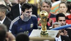 مسی در نقش مایکل جردن در جام جهانی قطر