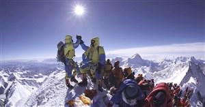 ارتفاع اورست دوباره اندازه گیری می شود