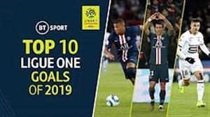 10 گل برتر لوشامپیونه در سال 2019