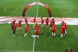 قهرمانی سالزبورگ در جام حذفی اتریش