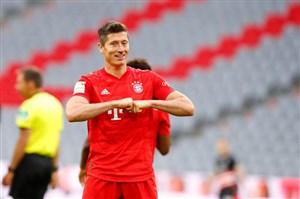 5 گل برتر بایرن مونیخ مقابل بایرلورکوزن