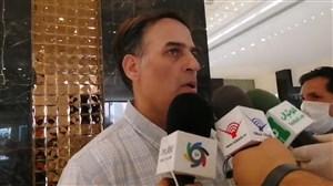 سعید آذری: خود فوتبالیستها میخواهند بازی کنند