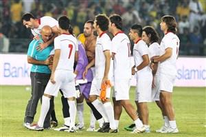 منصوریان زیر دوخم آقا کریم برای خداحافظی! (عکس)