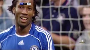 برد شش گله چلسی در برابر منچستر سیتی 2008-2007