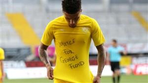 واکنش فیفا به حمایت فوتبالیستها از جورج فلوید