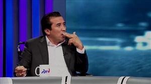 صحبتهای خداداد درباره مصرف دخانیات در فوتبالیستها