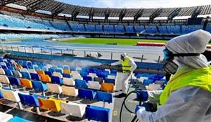 فیفا: وزارت بهداشت برای بازیها تصمیم بگیرد
