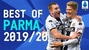 برترین لحظات پارما در سری آ فصل 20-2019