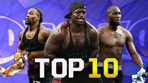10 بازیکن برتر سال 2020 از نظر قدرت بدنی