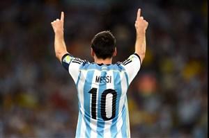 ده گل فوق العاده از لیونل مسی در جام جهانی