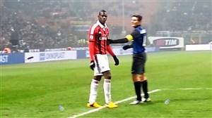 لحظات زشت نژاد پرستی در زمین فوتبال