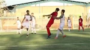 گزارشی از بازی تدارکاتی پرسپولیس - سایپا