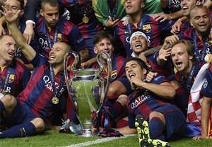فینال لیگ قهرمانان 2015 ؛ یوونتوس - بارسلونا