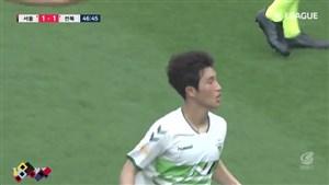 سوپرگل سونگ کی در مقابل سئول
