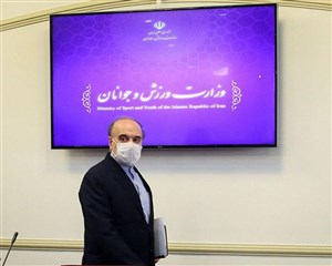 بازدید سلطانی فر از اردوی تیم ملی شمشیربازی