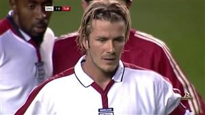 خاطره انگیز; بازی انگلیس مقابل ترکیه در سال 2003